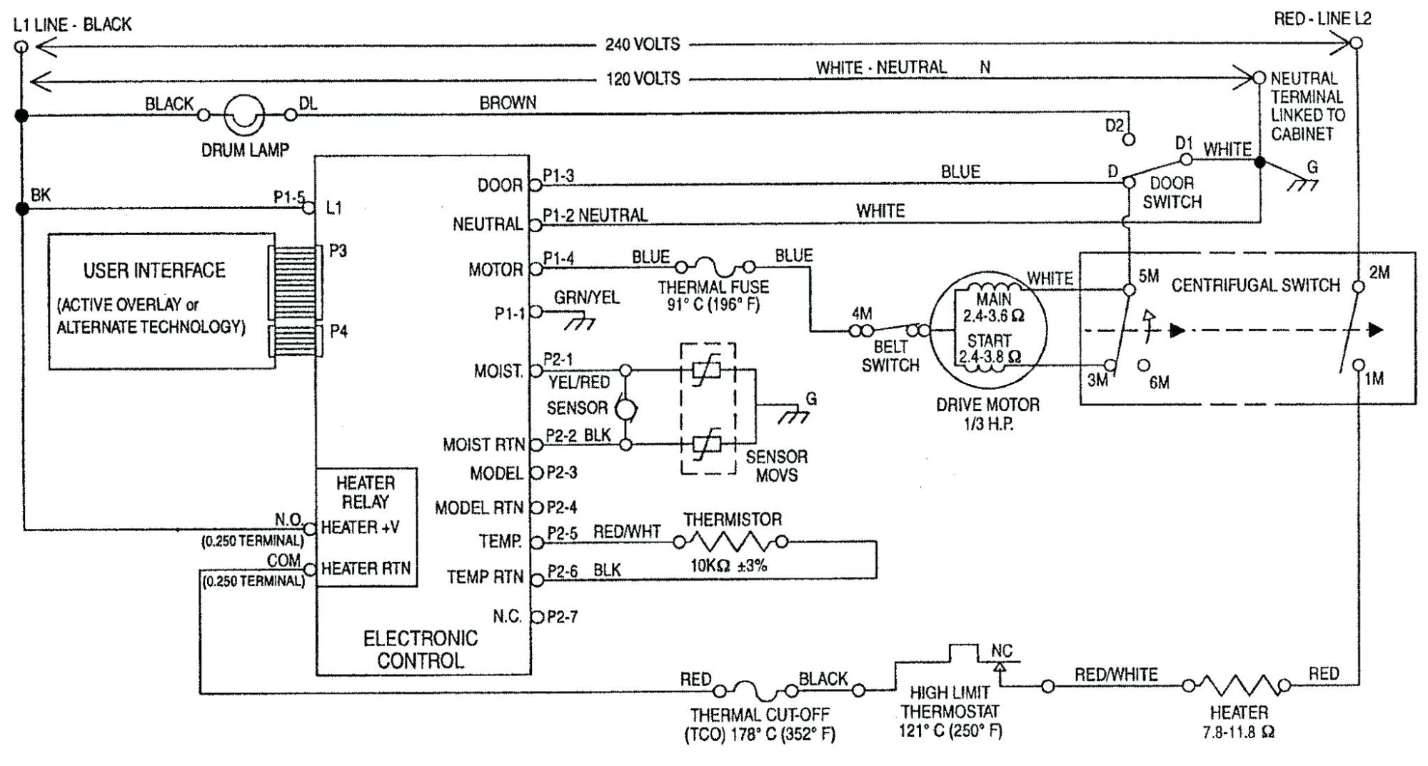 hight resolution of dart controls 250 series wiring diagram ge dryer wiring diagram timer electric free download car