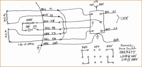 12 Lead Motor Wiring Diagram Dayton - Dayton Motor Lead Wiring Diagram on