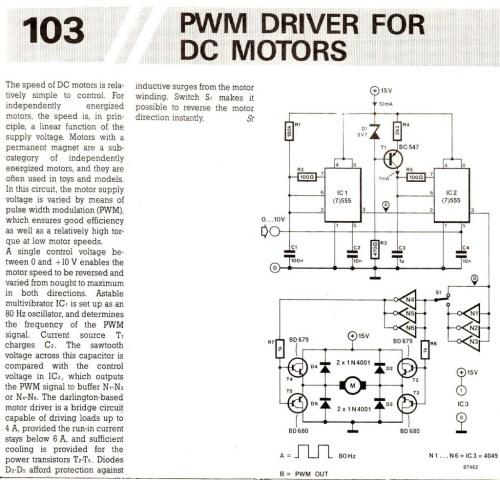 small resolution of dayton dc speed control wiring diagram wiring diagram simple motor speed controller circuit electronicrojects treadmill