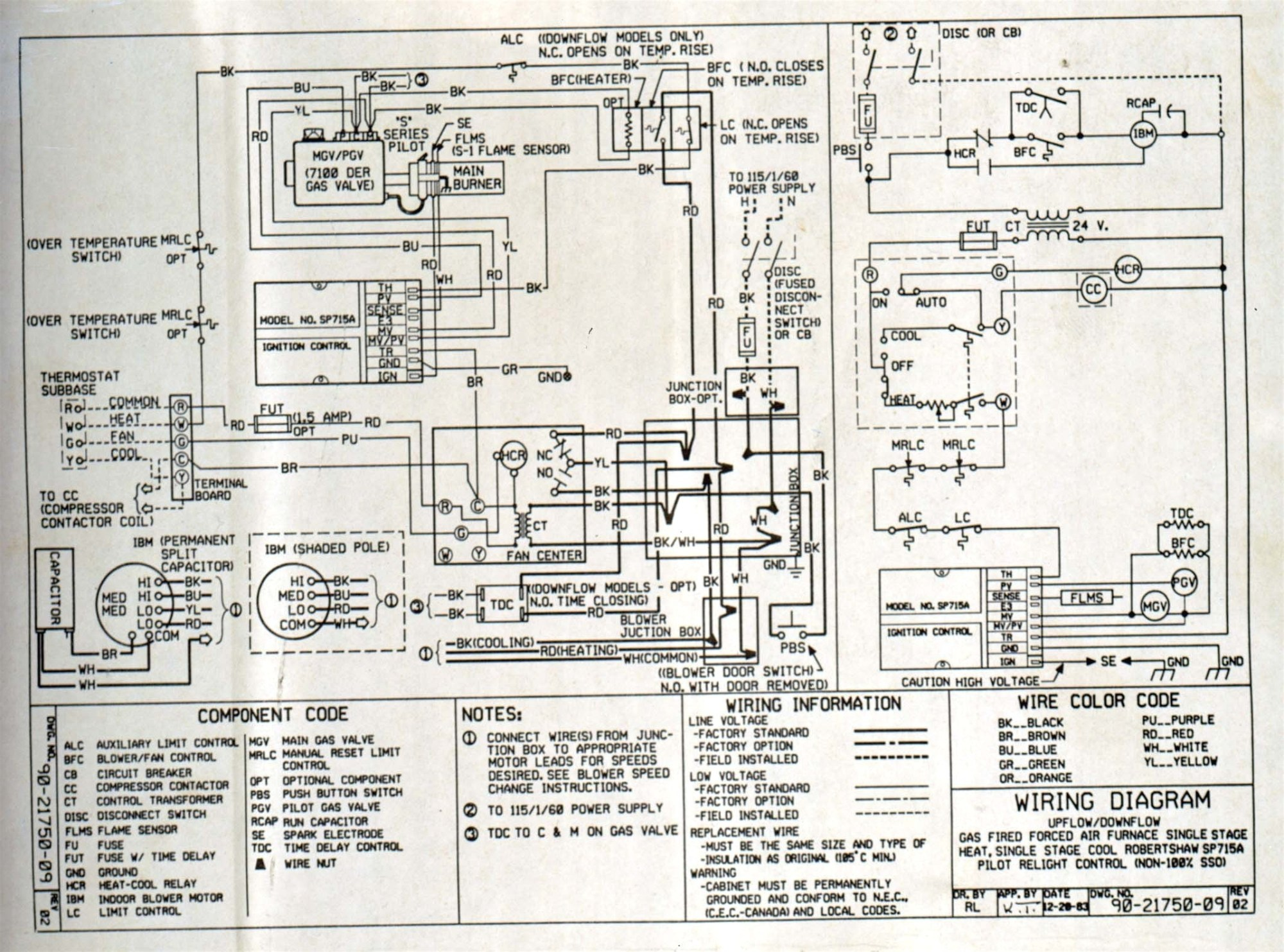 Dayton Heater Ga Valve Wiring Diagram - honeywell 24 volt ... on