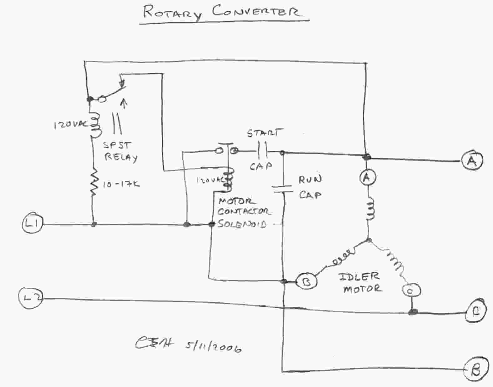 120 Ac Motor Wiring   Wiring Diagram Ac Motor Schematic on