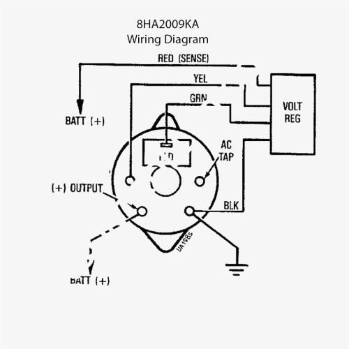 small resolution of delco wiring schematic auto electrical wiring diagram delco 3 wire alternator wiring diagram