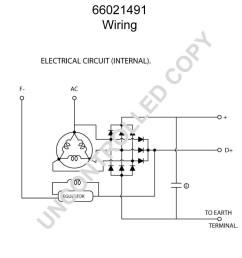 delco alternator wiring schematic [ 1000 x 1000 Pixel ]