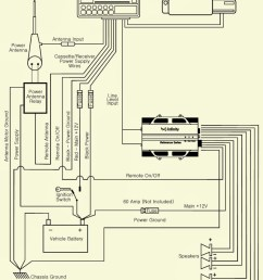 delco bose gold series wiring diagram [ 970 x 1188 Pixel ]
