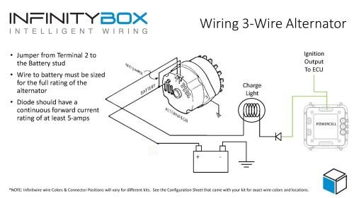 small resolution of denso alternator wiring schematic