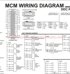detroit diesel series 60 wiring diagram detroit sel ddec vi series 60 mcm egr engine [ 1522 x 723 Pixel ]