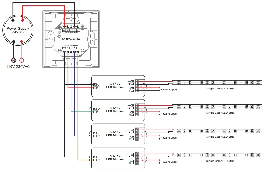 hight resolution of dimming ballast wiring diagram wiring diagram 0 10v dimmer new touch panel sr 2830a 1
