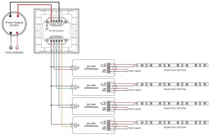 Dimming Ballast Wiring Diagram | Free Wiring Diagram
