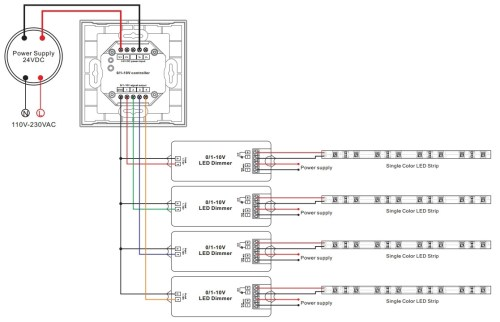 small resolution of dimming ballast wiring diagram wiring diagram 0 10v dimmer new touch panel sr 2830a 1