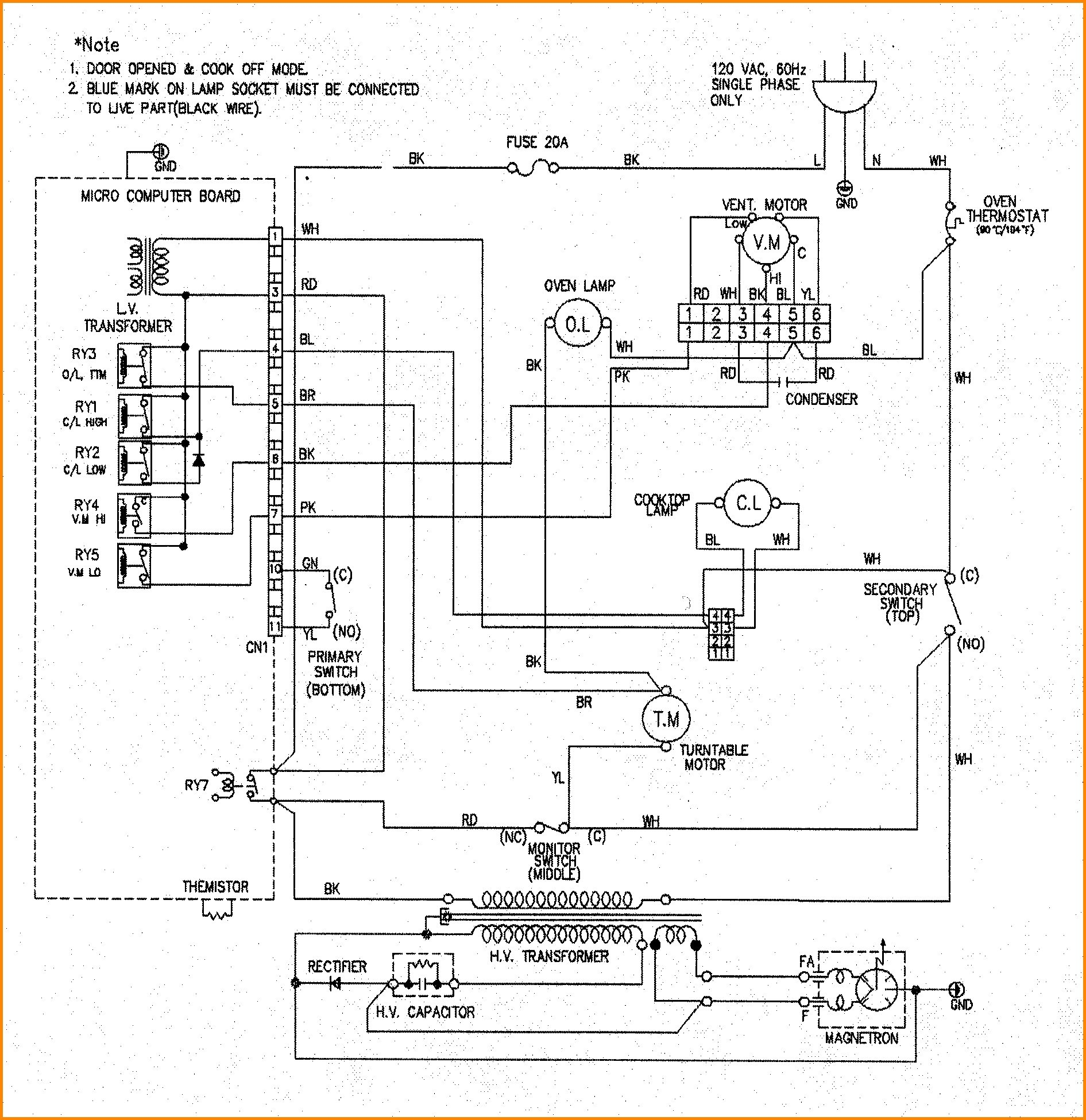 wiring diagram for a two wire thermostat