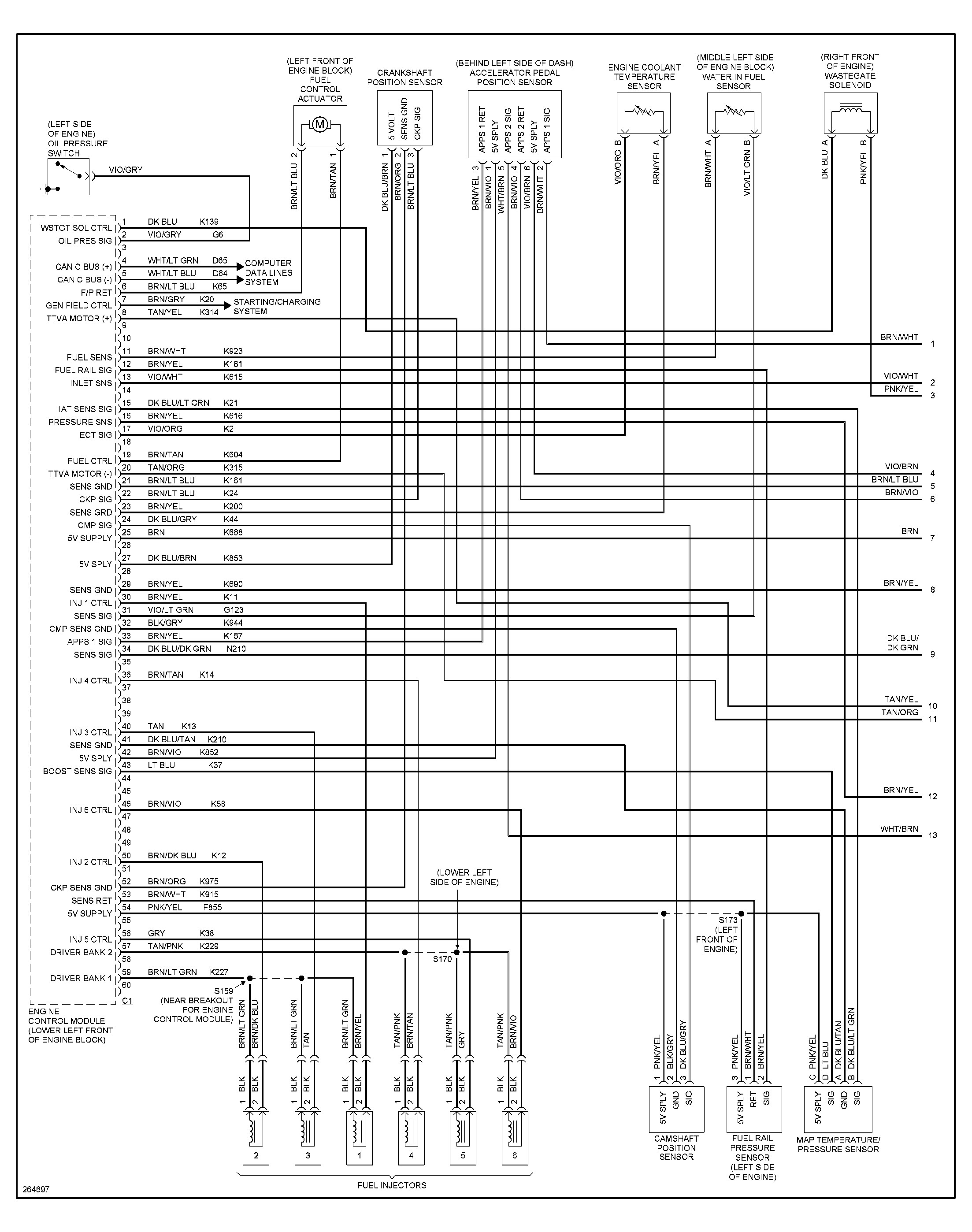 I674 Wiring Diagram