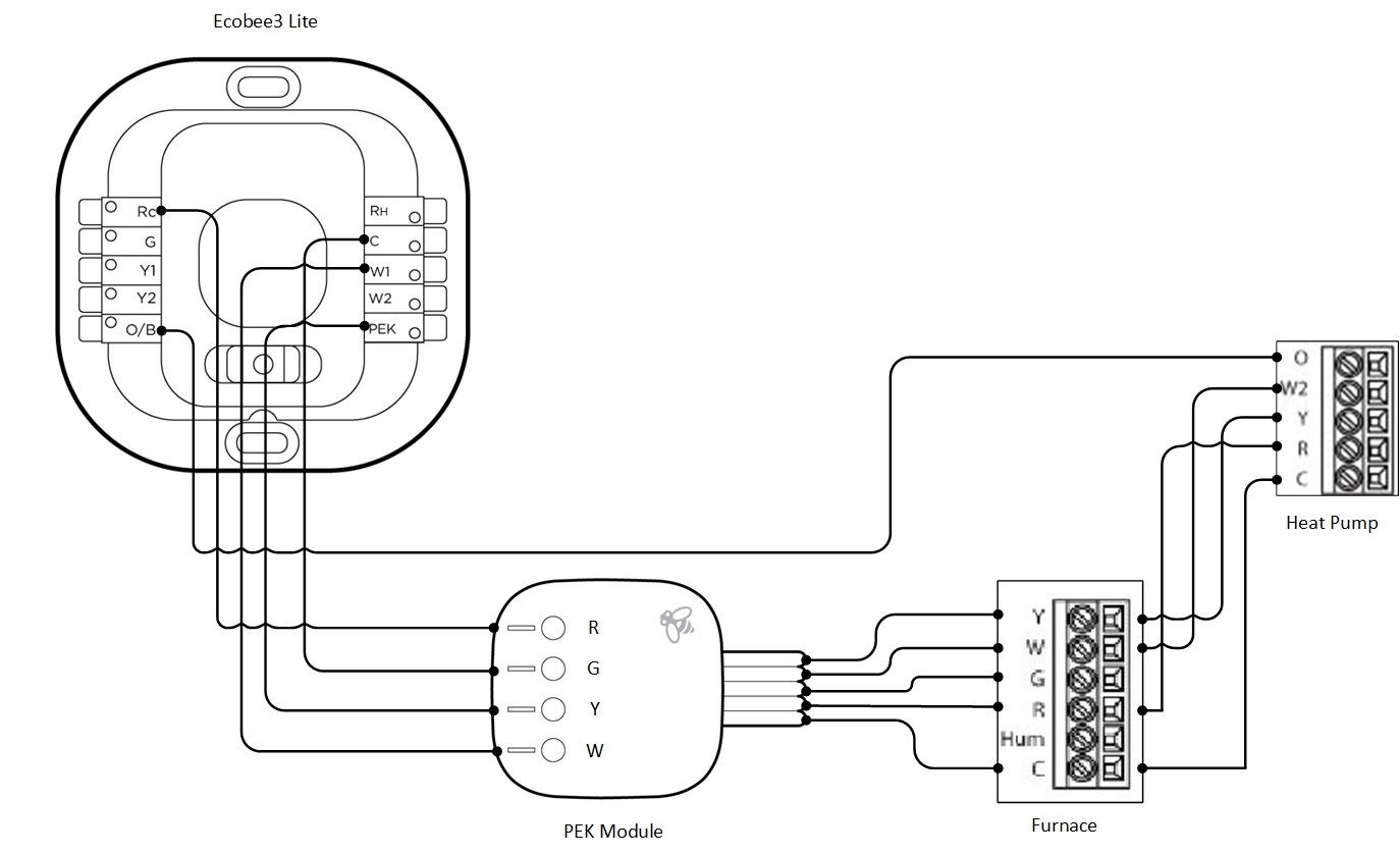 ecobee wiring diagram 3