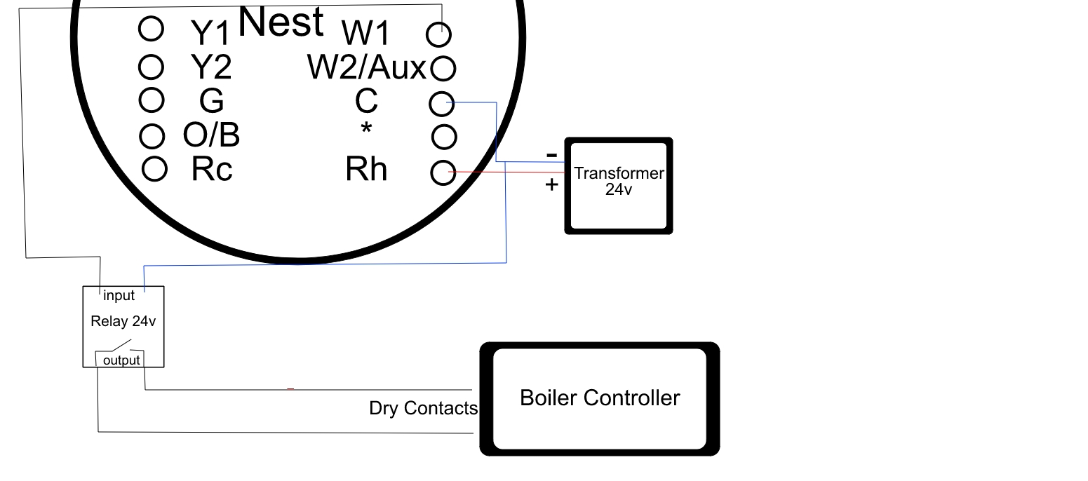 transformer wiring connections