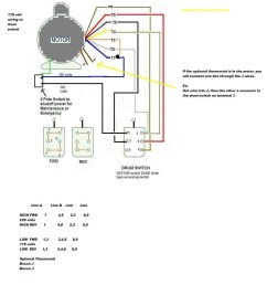 electric motor wiring diagram 110 to 220 [ 1100 x 1200 Pixel ]