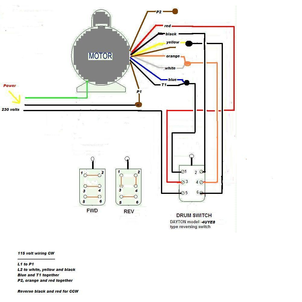 hight resolution of electric motor wiring diagram 110 to 220 free wiring diagram 115 volt wiring diagrams