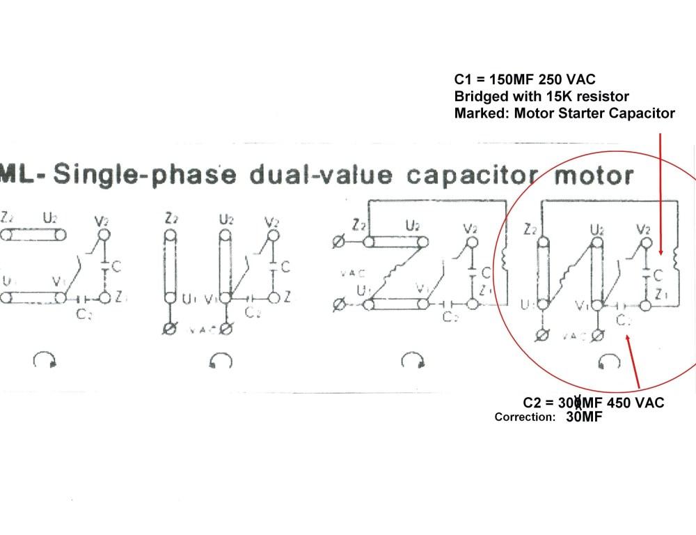 medium resolution of electric motor wiring diagram 110 to 220 free wiring diagram rh ricardolevinsmorales com single phase transformer wiring diagram single phase capacitor