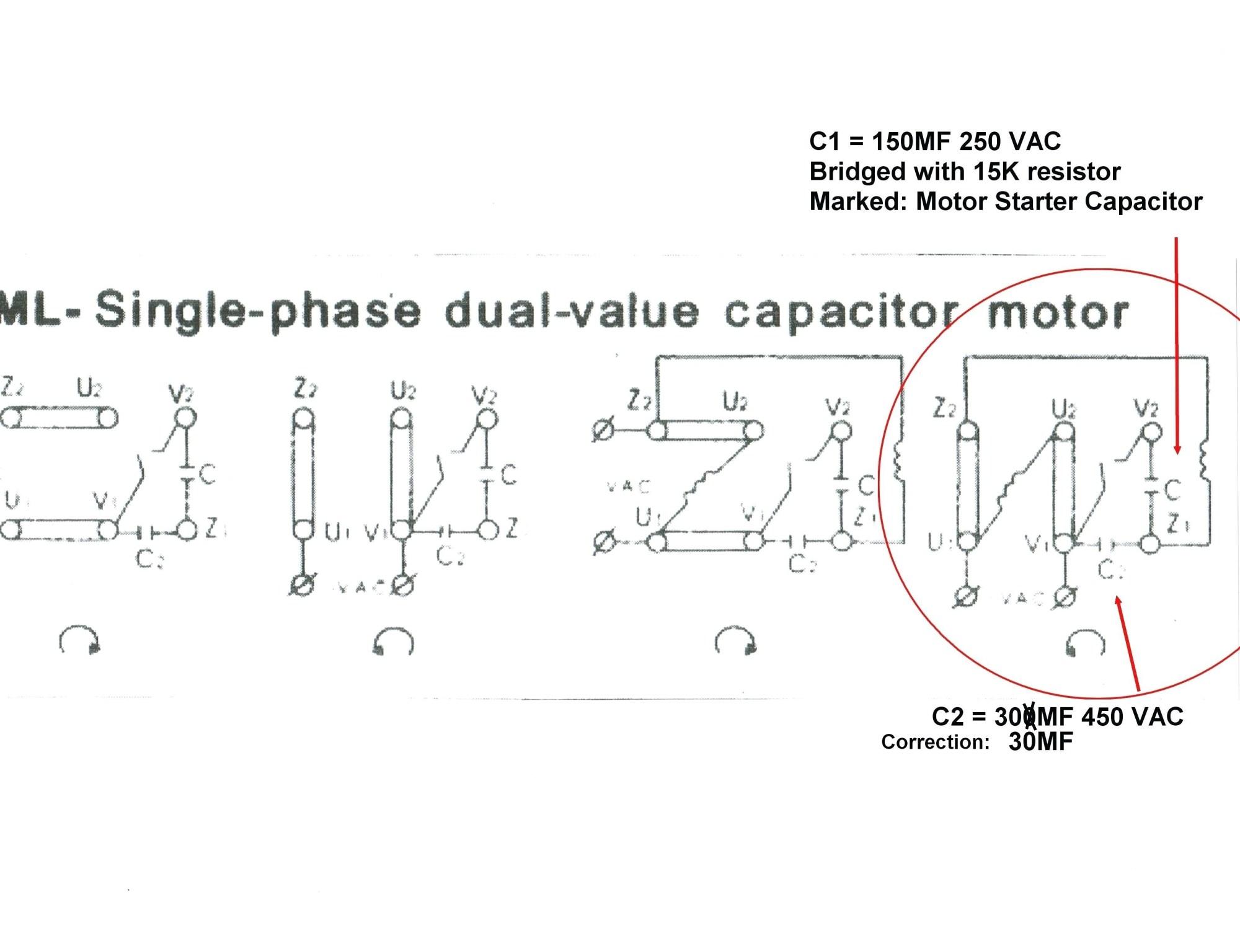 hight resolution of electric motor wiring diagram 110 to 220 free wiring diagram rh ricardolevinsmorales com single phase transformer wiring diagram single phase capacitor