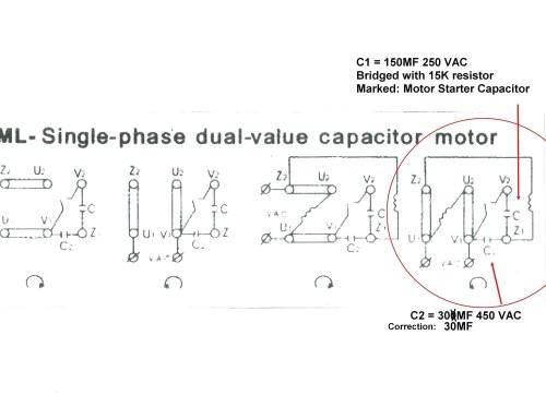 small resolution of electric motor wiring diagram 110 to 220 free wiring diagram rh ricardolevinsmorales com single phase transformer wiring diagram single phase capacitor