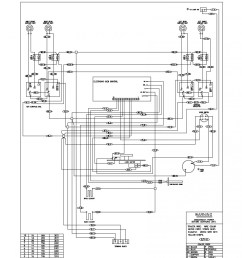 electric stove wiring diagram cool ge stove wiring schematic gallery electrical diagram que electric 7p [ 950 x 1229 Pixel ]