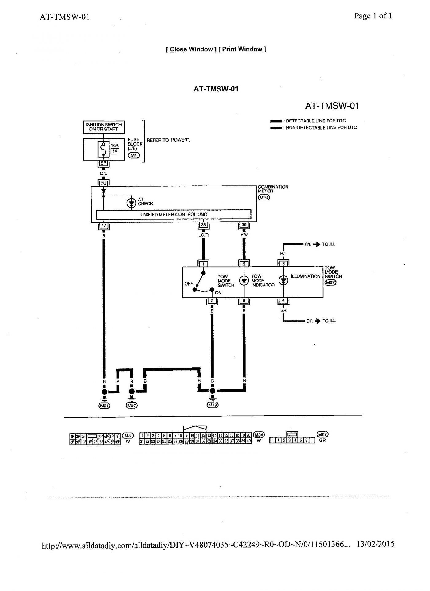 Wiring Diagram For Tarp Motor 5543095