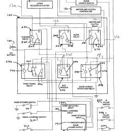 elevator wiring diagram free latch circuit diagram best latch release actuator and braun wheelchair lift [ 2015 x 2595 Pixel ]