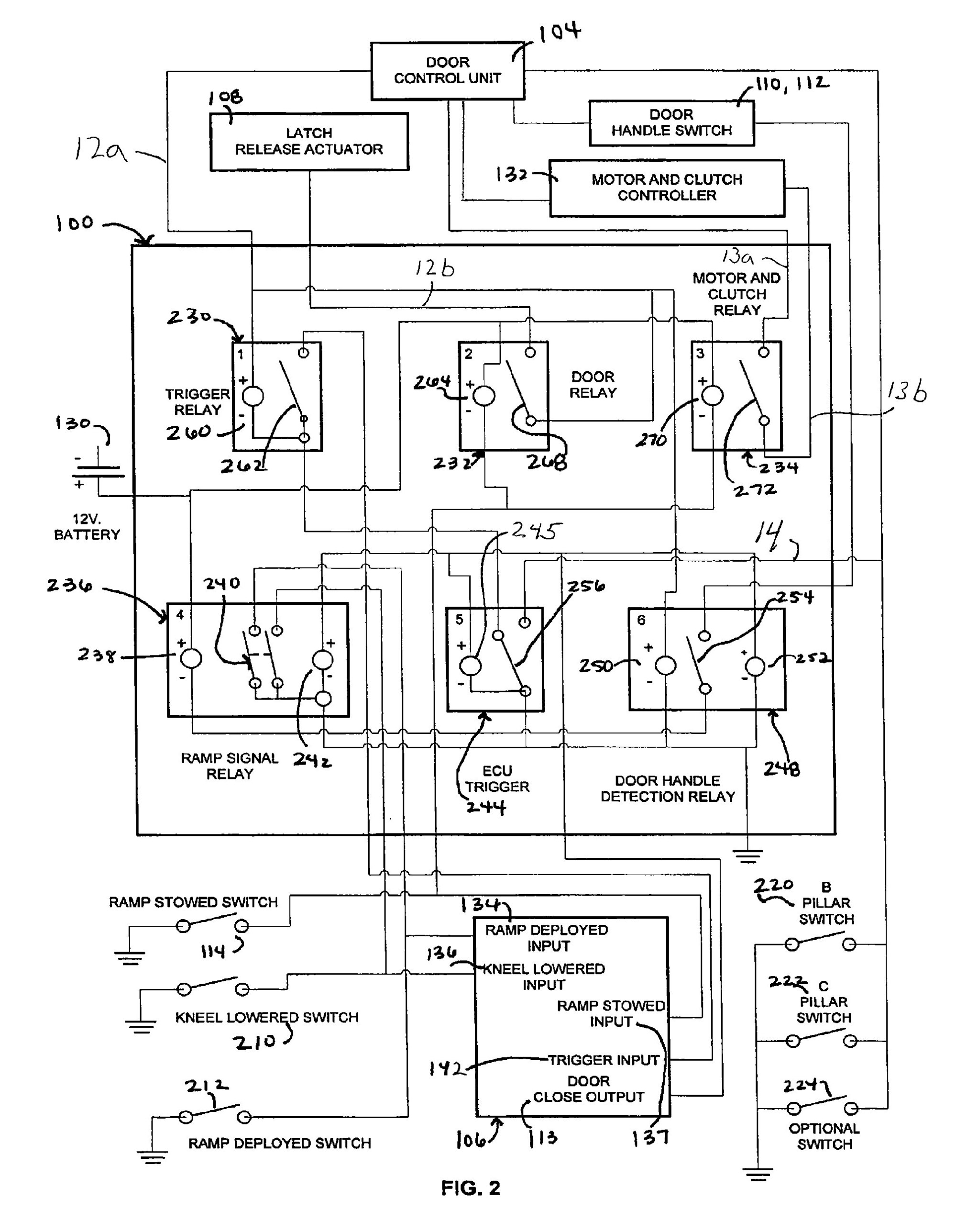 hight resolution of elevator wiring diagram free latch circuit diagram best latch release actuator and braun wheelchair lift