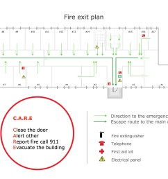 emergency exit sign wiring diagram [ 1980 x 1400 Pixel ]