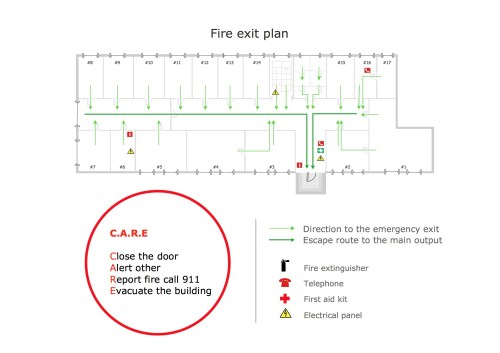 small resolution of emergency exit sign wiring diagram