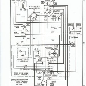 Ezgo Pds Wiring Diagram | Free Wiring Diagram