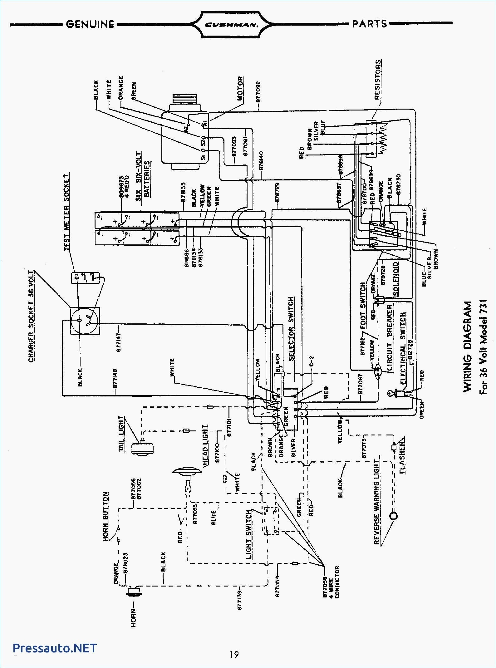 Diagram Wiring Diagrams Ezgo 36 Volt Full Version Hd