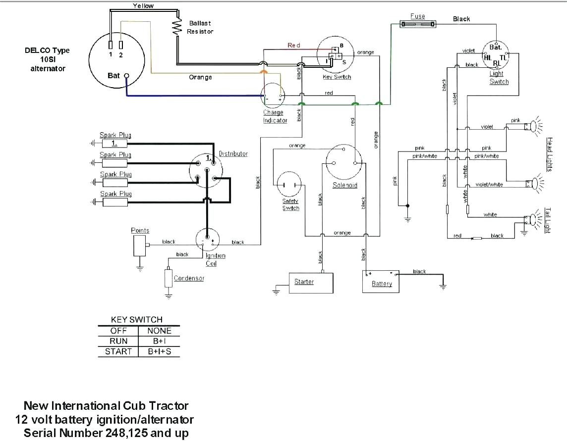 Conversion Farmall H Wiring Diagram | Wiring Diagram
