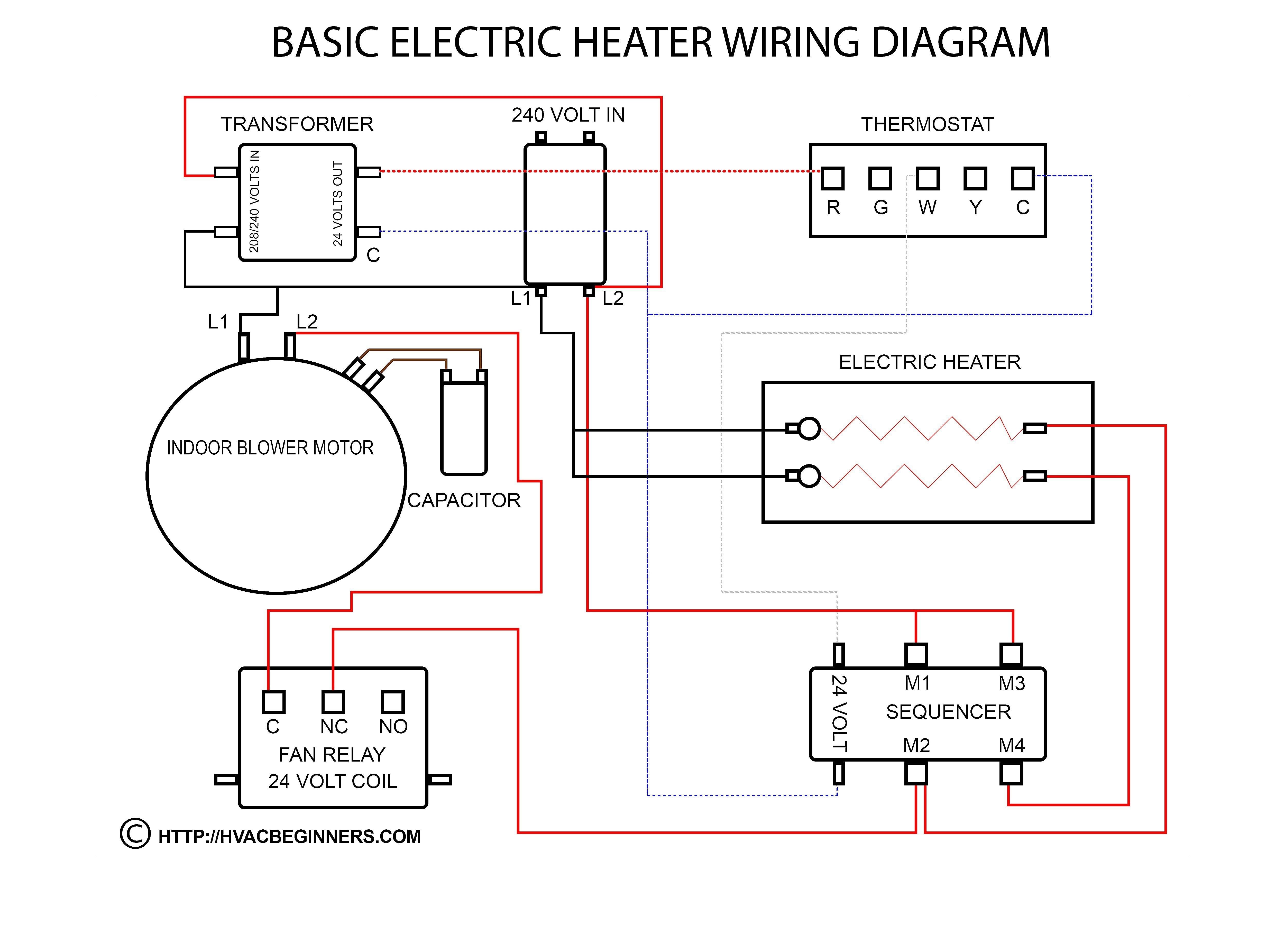 Fasco Fan Motor Wiring Diagram | Wiring Diagram on