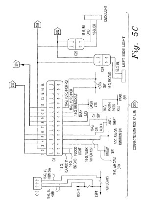 Federal Signal Legend Lightbar Wiring Diagram | Free