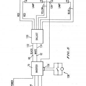 Wiring Diagram Emergency Ballast