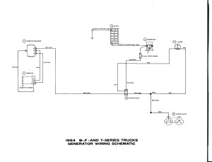 Ford Alternator Wiring Diagram Internal Regulator | Free