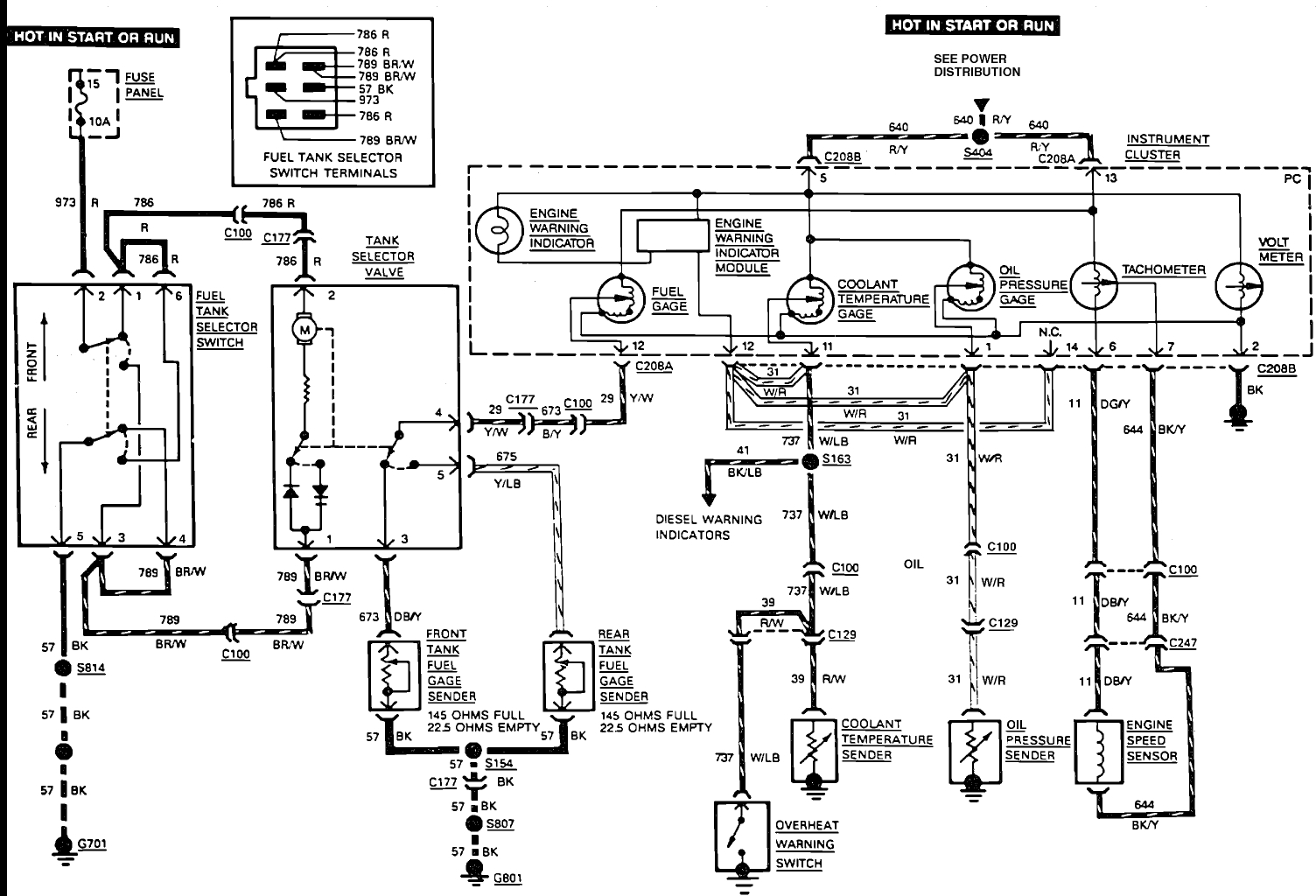 1993 Ford E350 Fuse Diagram FULL HD Version Fuse Diagram