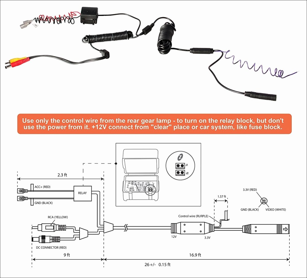 medium resolution of ford f150 backup camera wiring diagram