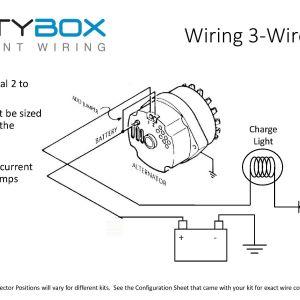Gm Alternator Wiring Diagram 2wire - All Diagram Schematics