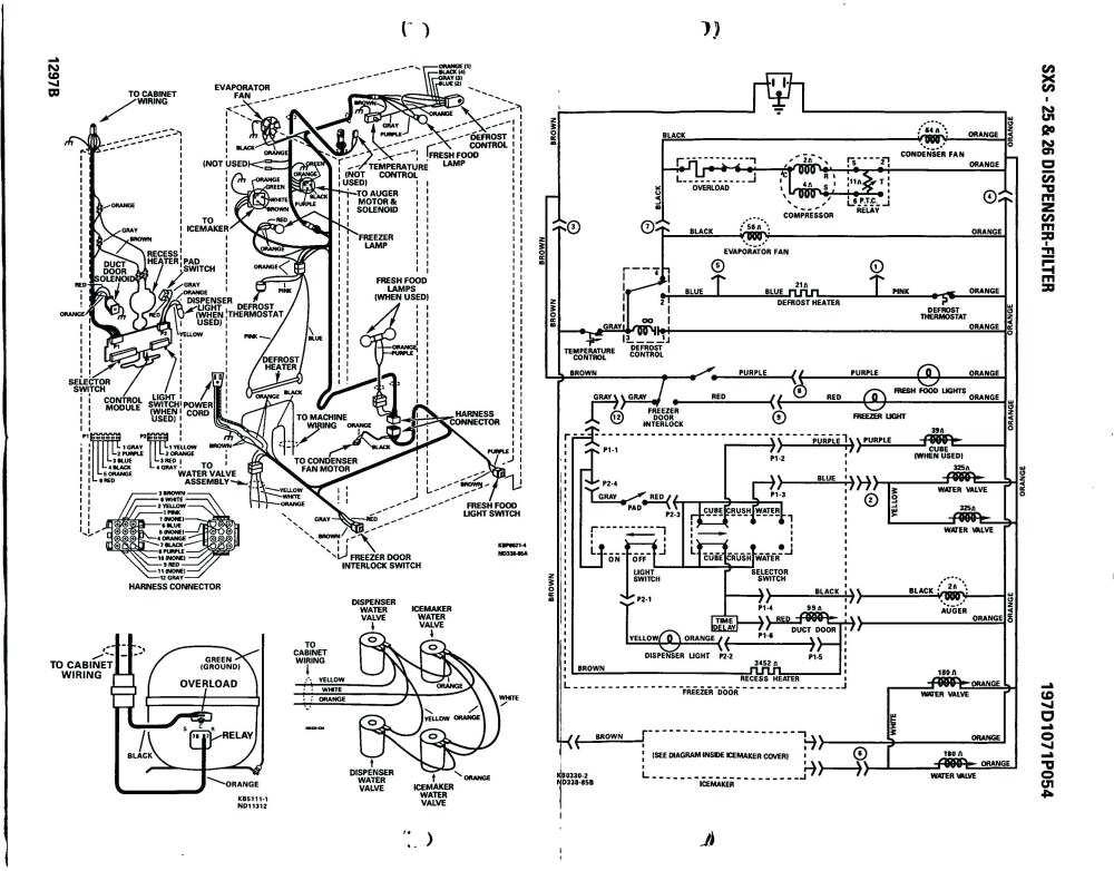 medium resolution of frigidaire refrigerator wiring diagram wiring diagram for zanussi fridge freezer inspirationa wiring diagram for frigidaire