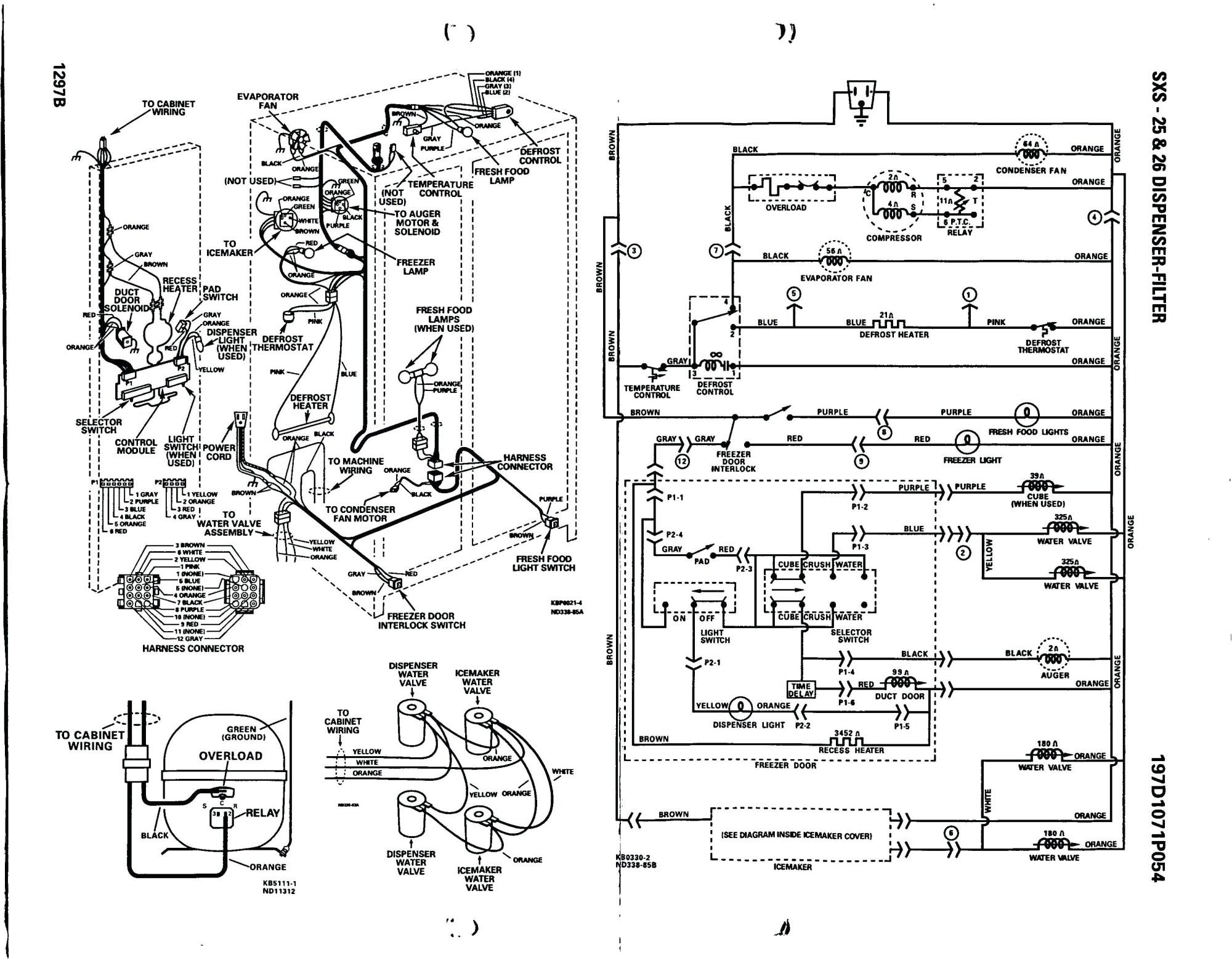 hight resolution of frigidaire refrigerator wiring diagram wiring diagram for zanussi fridge freezer inspirationa wiring diagram for frigidaire