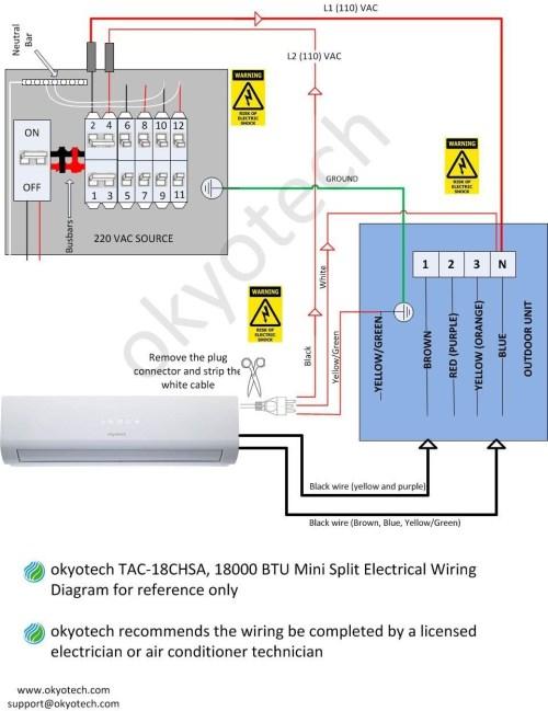small resolution of fujitsu mini split heat pump wiring diagram free wiring diagram wiring diagram split ac download