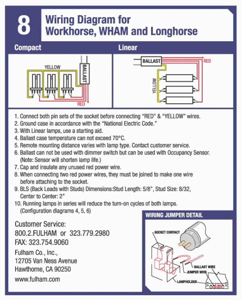 medium resolution of fulham ballast wiring diagram fulham workhorse ballast wiring diagram gallery wiring diagram rh visithoustontexas org