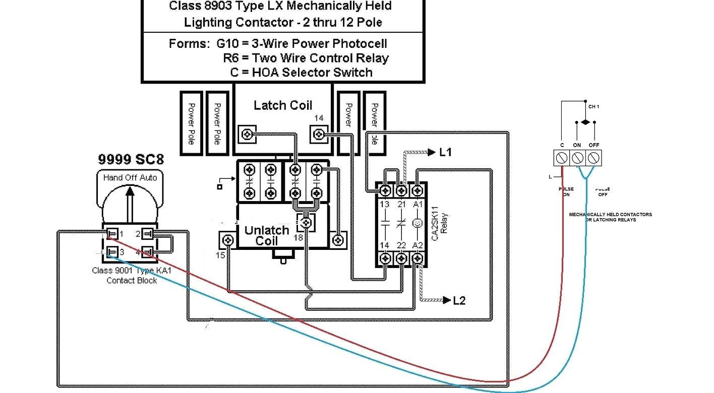 furnas esp100 wiring diagram