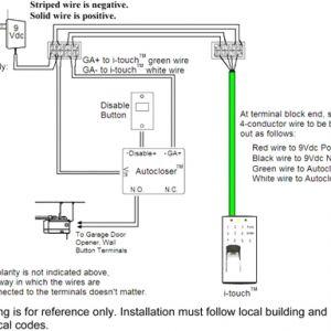 Wiring Diagram For Liftmaster Garage Door OpenerWiring Diagram