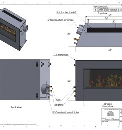 gas fireplace wiring diagram wiring diagram for gas fireplace blower refrence recent fireplace projects by [ 2550 x 1650 Pixel ]