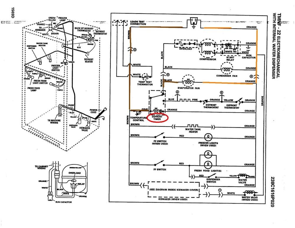 medium resolution of ge tbx21j refrigerator wiring diagram schema wiring diagram wiring diagram maytag fridge