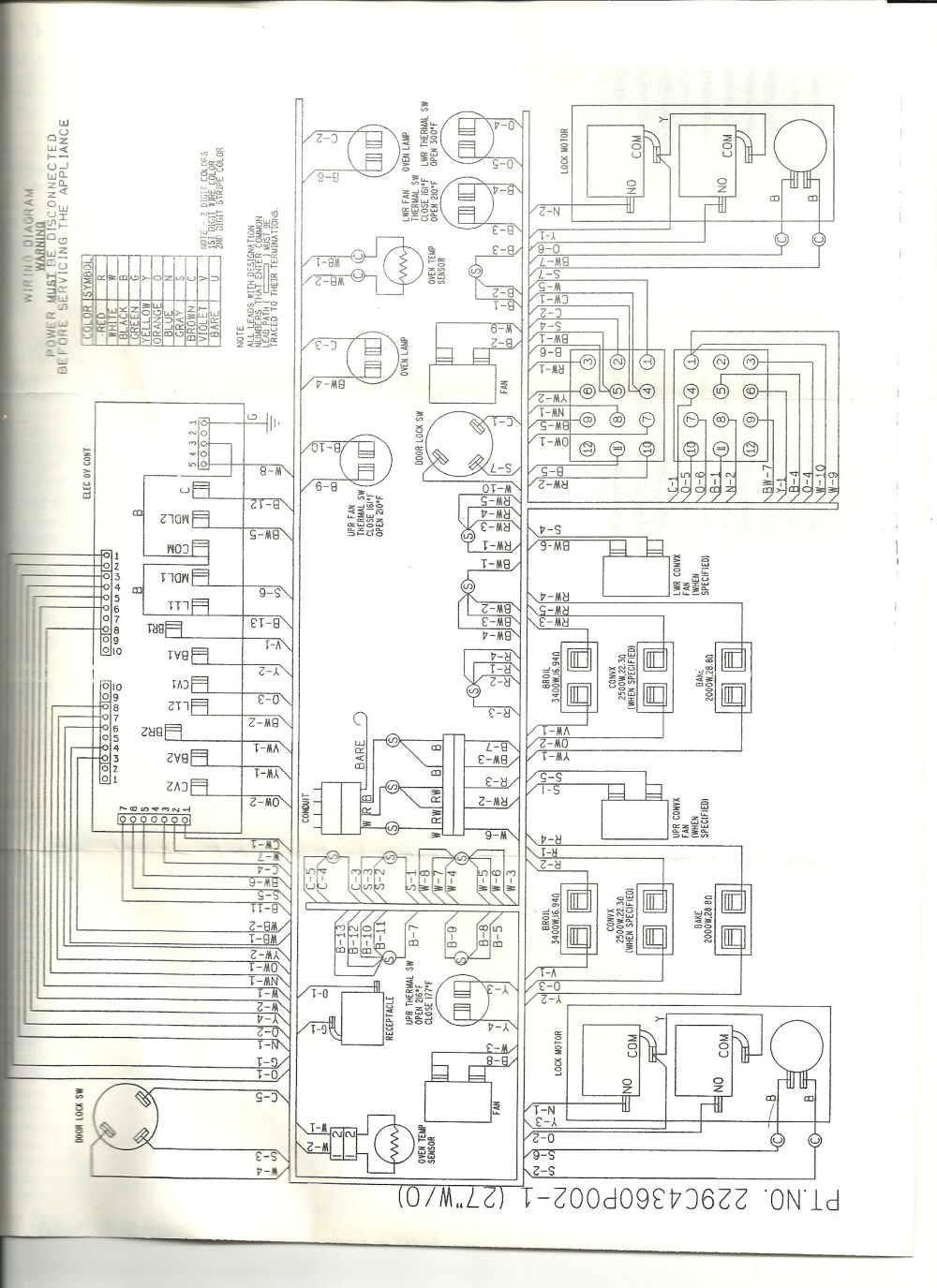 medium resolution of ge refrigerator wiring diagrams wiring diagram ge profile oven wiring diagram wiring diagram