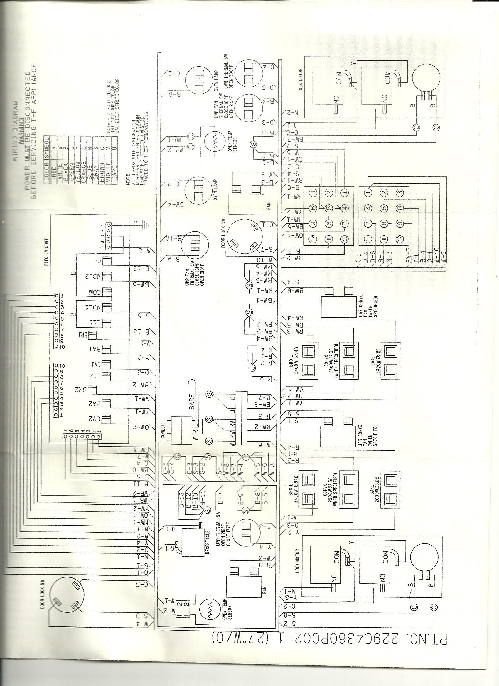 ge refrigerator wiring diagram directv swm lnb stove schematic data oven profile cooktop