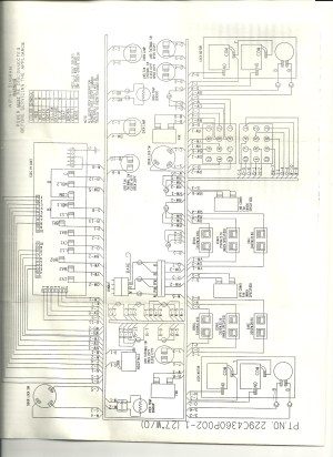 Ge Washer Wiring Diagram | Free Wiring Diagram