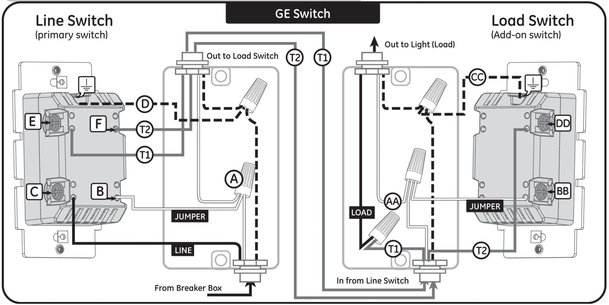 hight resolution of ge z wave 4 way switch wiring diagram